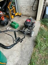 More details for mtd e400 grass petrol lawn edger 4hp very little used lovely machine