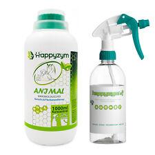 Happyzym Mikrobiologischer Enzymreiniger - Geruchs- und Fleckenentferner 1000ml