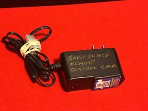 RADIO SHACK REMOTE CONTROL RED ARROW BUGGY  CHARGER