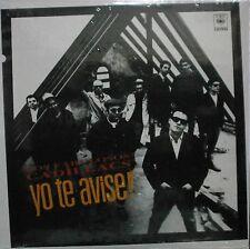LOS FABULOSOS CADILLACS YO TE AVISE SEALED LP VINYL NEW