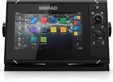 Simrad Nss7 Evo3 Combo Mfd w/Insight Maps Chartplotter Fishfinder Remanufactured