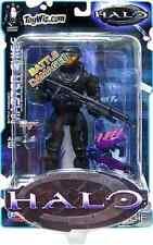 Halo ToyWiz.com Exclusive Limited Edition Action Figure Black Battle Damaged &