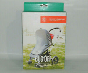 Prince Lionheart Bug Off UV & Mosquito Baby Stroller Shield BRAND NEW