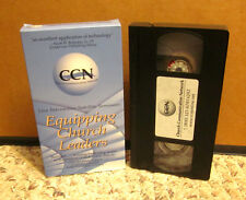 EQUIPPING CHURCH LEADERS training seminar VHS Ministry in 21st Century coach CCN