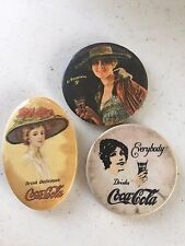 Coca~Cola Pocket Mirror Set