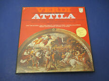 Verdi Attila Cristina Deutekom Ruggero Raimondi 6700-056 2 Record Set LP Album
