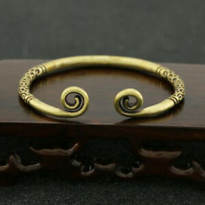 Brass Hoop Curse Bracelet Sun Wukong Bracelet Treasure Bracelet Pendant