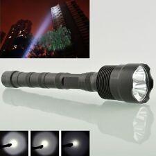Super Bright Tactical 48000 Lumen CREE XML T6 3 LED Flashlight Hunting Light USA