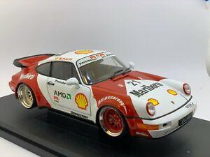 1:18 Porsche 911 964 Turbo Marlboro Umbau