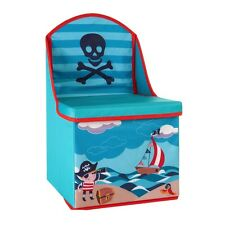 Storage Box Seat Playful Addition To Your Kids Room Toys Storage Solutions