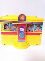 Vintage 1992 Eat At Ralph's Board Game - School Bus Stomach Motor Only - WORKS!