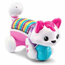 Kitty Number Musical Count and Crawl Toys For 1 2 Year Old Baby Gift Pink New