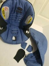 Britax B-safe 35 infant car seat - 5pc Replacement Fabric Cover & Canopy Set
