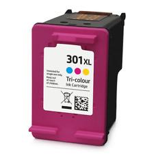 Refilled HP 301 XL Tri-Colour Ink Cartridge fits HP Deskjet 1050