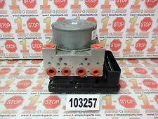 2014 2015 2016 FORD FIESTA ANTI LOCK BRAKE ABS PUMP MODULATOR D2BC-2C405-DB OEM