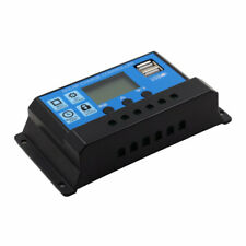 10A 12V24V Pwm Solar Panel Battery Charge Controller Regulator Dual Usb From Usa