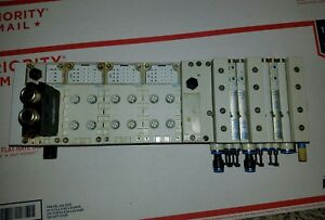 Festo PROFIBUS pneumatic manifild CPX-FB13 CPX-AB-4-M12X3-5POL 195740 533346