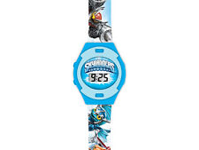 Skylanders Watch Time Trap Force Sky Landers Digital LCD Wristwatch