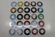Lot of 25 PSP UMD Movies - Hellboy, Little Man, The Longest Yard
