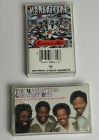 The Manhattans Cassette Tape Bundle SEE DESCRIPTION for Titles