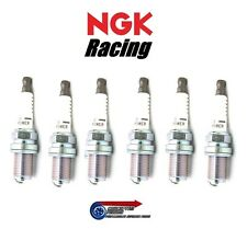 6x Ultra Cold NGK V-Power Racing Spark Plugs HR9- For R33 GTR Skyline RB26DETT