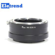 Nikon F Mount Lens To Canon EOS RF Mount Mirrorless Camera R R5 R6 RP