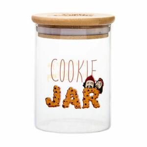Cheech & Chong's Up in Smoke Cookie Jar Stash Jar Medium