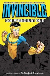 INVINCIBLE COMPENDIUM TP (IMAGE COMICS) VOL 1 TPB VOLUME 1