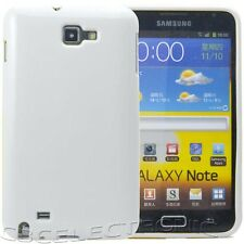1x New Glossy Jelly Rubber Soft case Cover for Samsung Galaxy Note N7000 i717