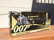 James Bond ASTON MARTIN DBS 50th ANNIVERSARY QOS WATCH REMOTE CONTROL CAR 007