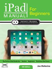 iPad Manual for Beginners, 4th edition (2019-2020)
