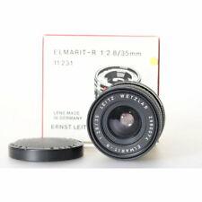 Leitz Wetzlar / Leica Elmarit-R 35mm 1:2.8 Weitwinkel Objektiv # 11 231 / 11231