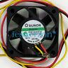 For Sunon  KDE1204PFV2  FAN  12V 1.0w 3Pin 40 * 40 * 10mm M371