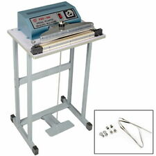 "New 110V 12"" Foot Pedal Impulse Sealer Heat Seal Machine Plastic Bag Sealing"
