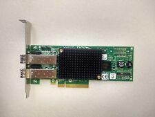 Hp AJ763B 697890-001 AJ763-63003 82E 8GB Pci-E Puerto Dual Adaptador con 2x