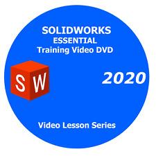 SOLIDWORKS 2020 Essential Training DVD - SOLIDWORKS 2020 Video Tutorials