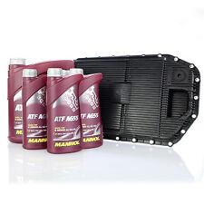 Hydraulikfilter + 7L Getriebeöl Service Set Automatikgetriebe für BMW