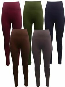 Womens Yoga Fitness Leggings Running Gym Stretch Sports Pants Trousers Plus Size