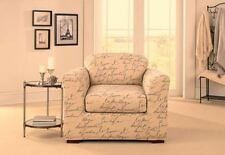 Stretch Pen Pal by Waverly™ 2 piece Chair Slipcover by sure fit