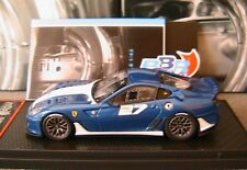 FERRARI 599 XX #27 HOMESTEAD MIAMI 2010 B.T.F. 52 CAR BBR BBRC42B 1/43 150 PCS