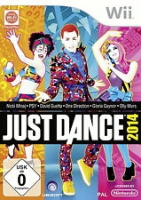 Just Dance 2014 (Nintendo Wii, 2013, DVD-Box)