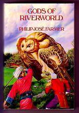 GODS OF RIVERWORLD (Philip Jose Farmer/SIGNED Limited 1st US/#305 of 650)
