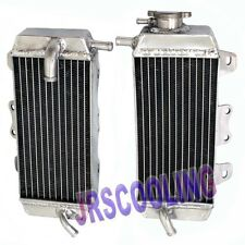 Aluminum Radiator fit for Yamaha YZ250F 2006 New 2 ROW left and right 40mm core