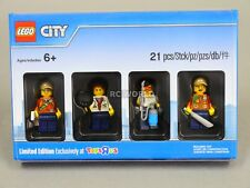 LEGO MiniFig Figures Collection WARRIORS ToysRus #5004422  #oa3