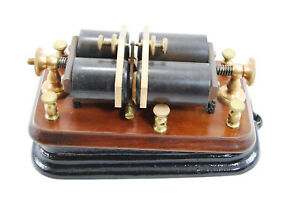 Unusual early Telegraph relay unmarked