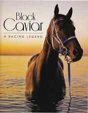 Australia Stamps 2013 Black Caviar Souvenir Folder A Racing Legend