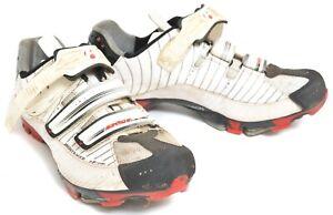 Bontrager RXL Carbon Mountain Bike Shoes EU 39 US Men 6 White 2 Bolt SPD XC MTB