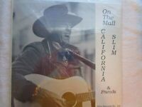 California Slim & Friends   On The Mall   FACTORY SEALED