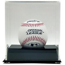 Saf-T-Gard MLB BASEBALL  ACRYLIC DISPLAY CASE AD12