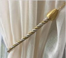 Pair Rope Curtains Tie backs Tiebacks Decorative Holdback  63 cm Tiebacks